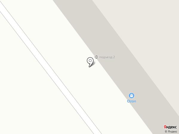 Ремал на карте Златоуста