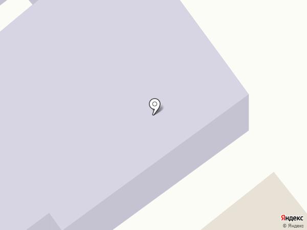 РПК на карте Златоуста