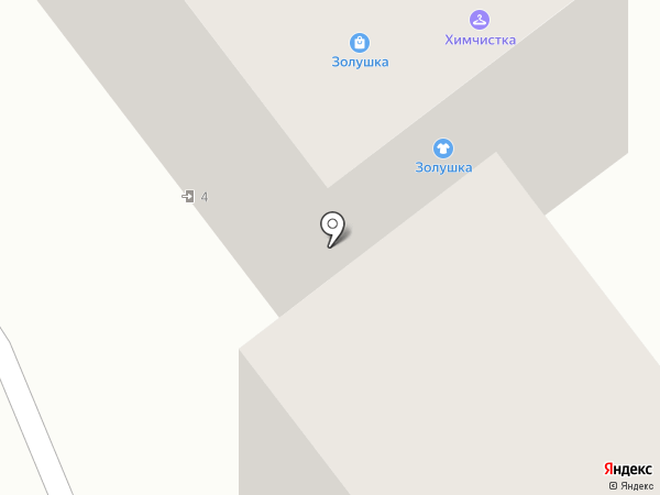 СБ на карте Златоуста
