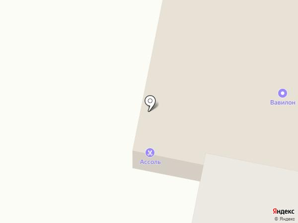 ТАГАН-АЙ на карте Златоуста