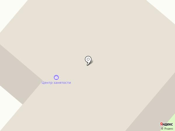 Центр занятости населения г. Златоуста на карте Златоуста