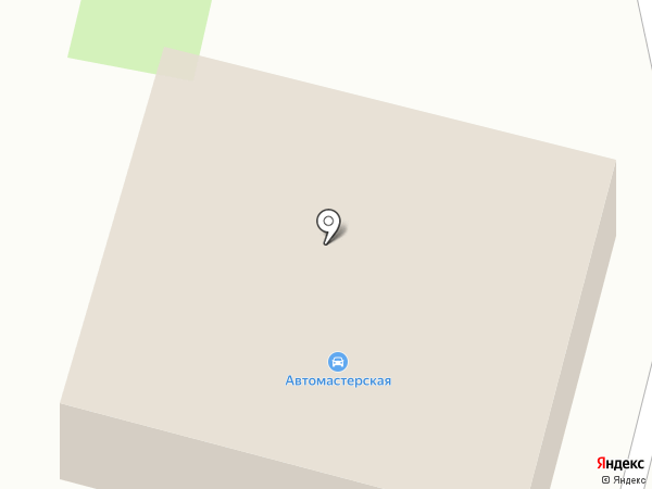 Автомастерская на карте Златоуста