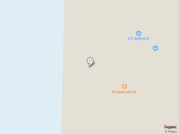 Автоцентр на карте Златоуста