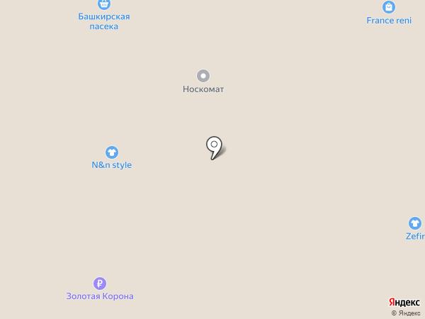 Билайн на карте Златоуста
