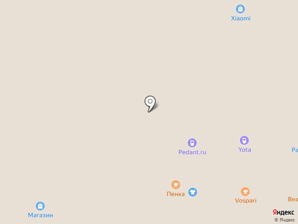 Delux на карте Златоуста