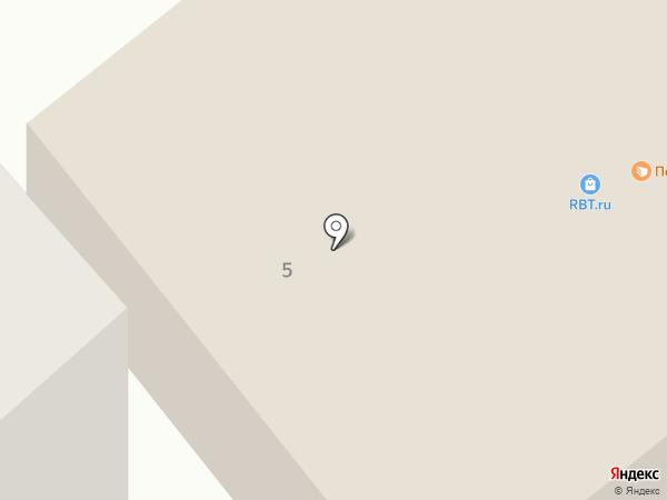 РостУралСтрой на карте Златоуста