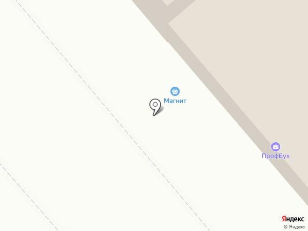 Профбух74 на карте Златоуста