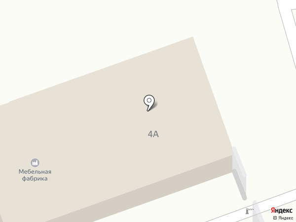 Производственная компания на карте Златоуста