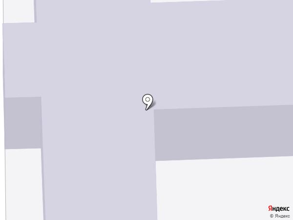 Начальная школа-детский сад №25 на карте Златоуста