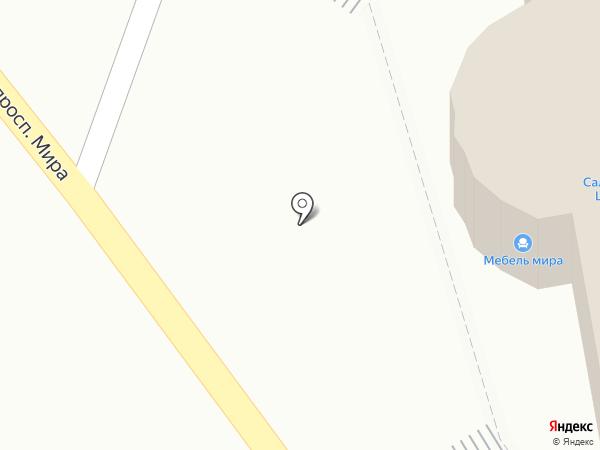 1xСтавка на карте Златоуста