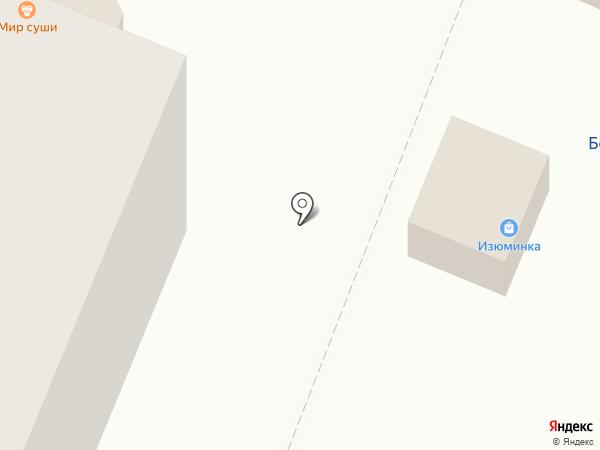 Изюминка на карте Златоуста