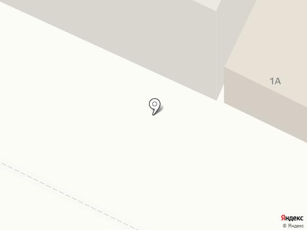Березка на карте Златоуста