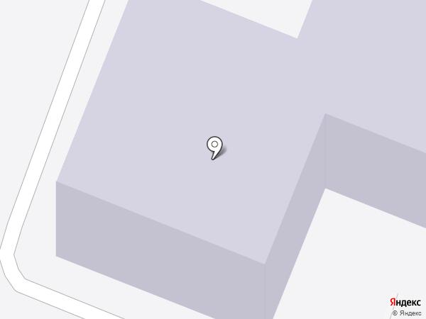 Детский сад №47 на карте Златоуста