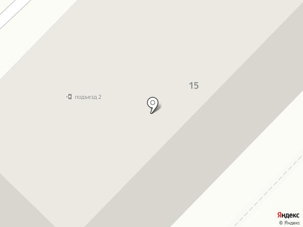 ИНСИ на карте Златоуста