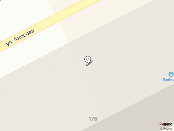 Городская управляющая компания на карте Златоуста