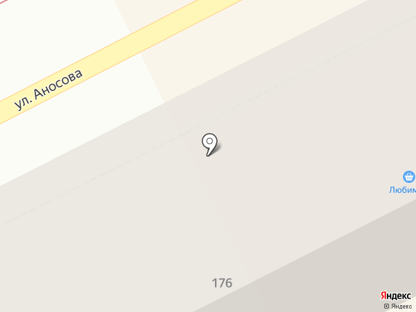 Расчетно-Кассовое Бюро, МУП на карте Златоуста