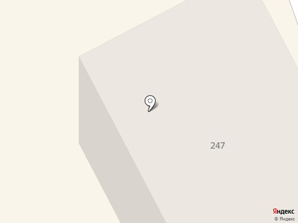 Живика на карте Златоуста