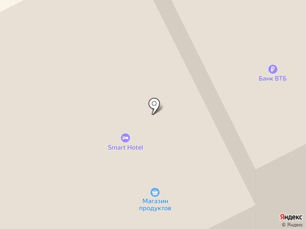 Железнодорожный вокзал на карте Златоуста