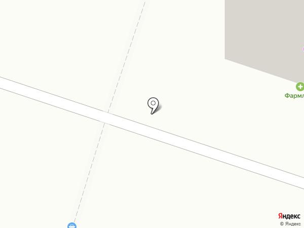 Наш на карте Златоуста