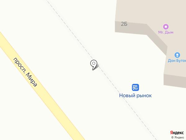 Абсолют-тур на карте Златоуста
