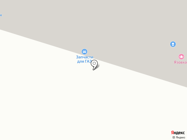 КОМПИК на карте Златоуста