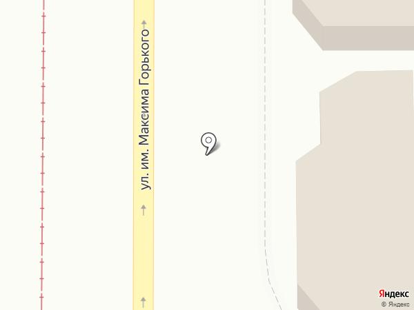 Фрегат на карте Златоуста