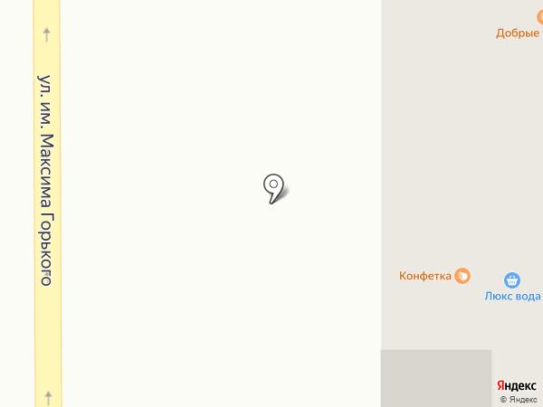 Ласка на карте Златоуста