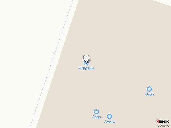 MaLiNa на карте Златоуста