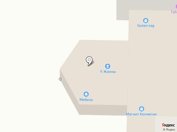 Кречет на карте Златоуста