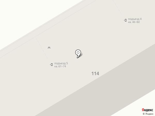 Заря на карте Златоуста