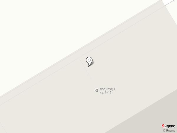Заря, ЖСК на карте Златоуста