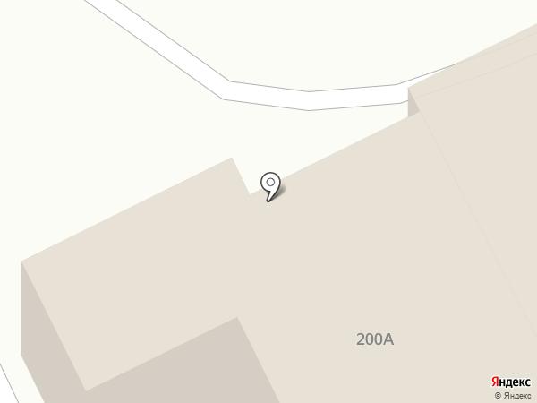 Абсолют на карте Златоуста