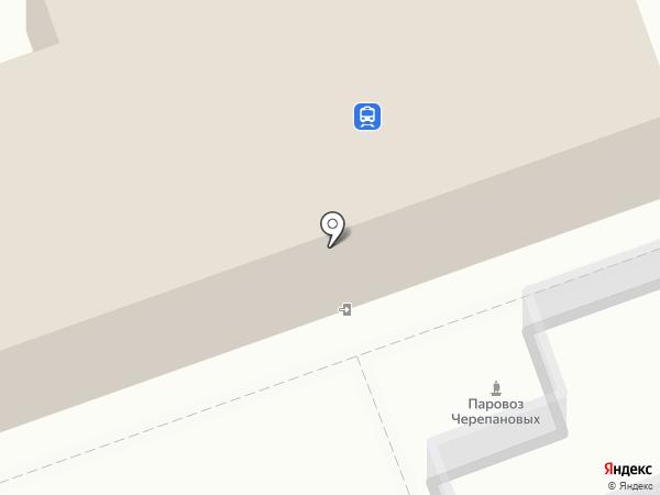 Свердловская пригородная компания на карте Билимбая