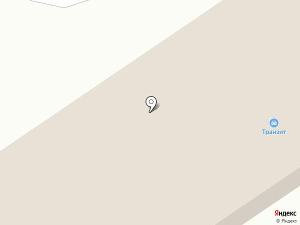 Транзит на карте Билимбая