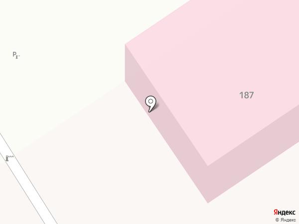Билимбаевский психоневрологический интернат, ГАУ на карте Билимбая