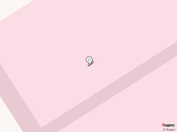Билимбаевский психоневрологический интернат на карте Билимбая