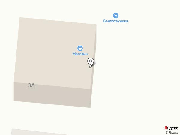 Продуктовый магазин на карте Билимбая