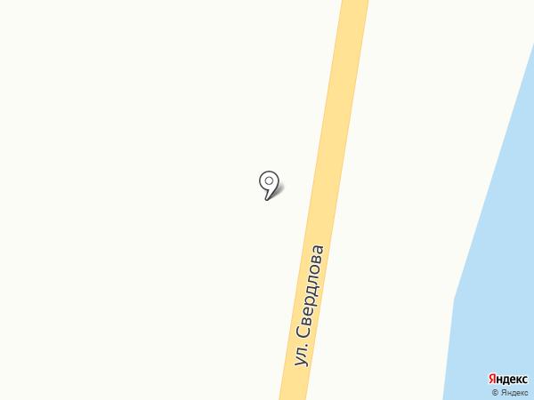 Сосновый бор на карте Билимбая