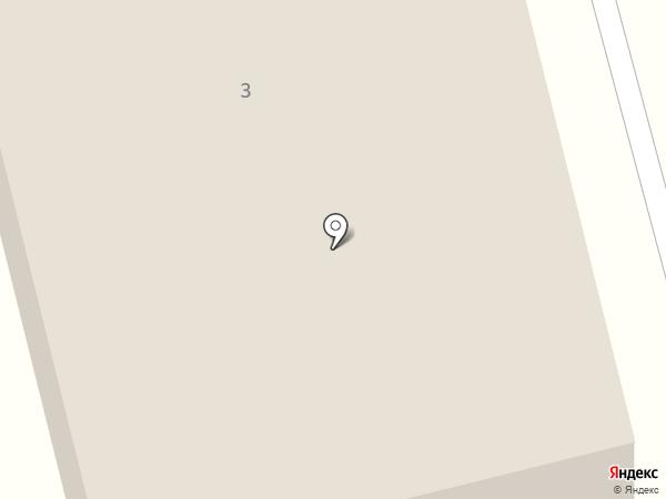 Дизель-НТ на карте Нижнего Тагила