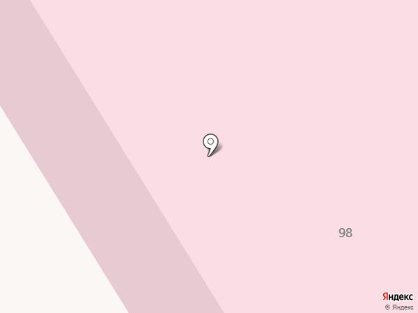 Психоневрологический интернат №1 на карте Первоуральска