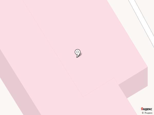 Первоуральская психиатрическая больница на карте Первоуральска