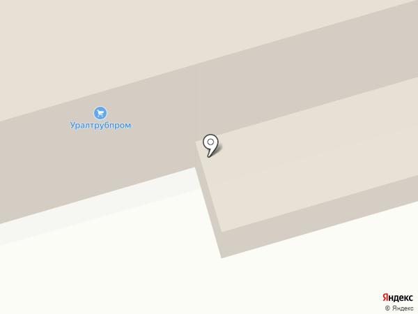 Прессбург на карте Первоуральска
