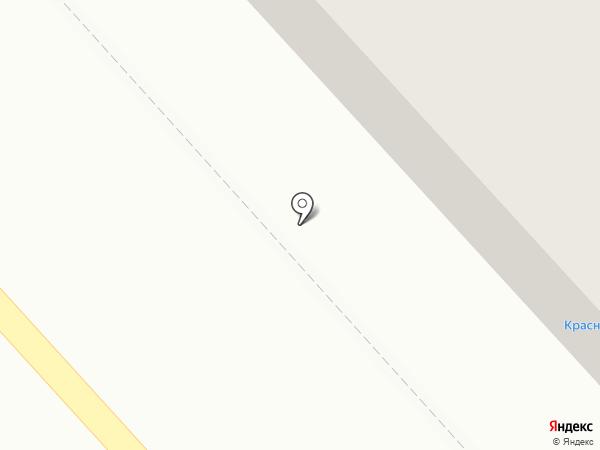 Красное & Белое на карте Первоуральска
