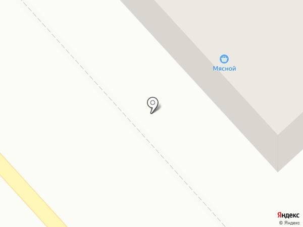 Магазин мяса на карте Первоуральска