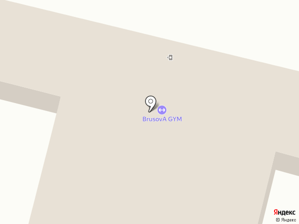 BrusovA GYM на карте Ревды
