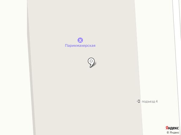 Колорит на карте Горноуральского