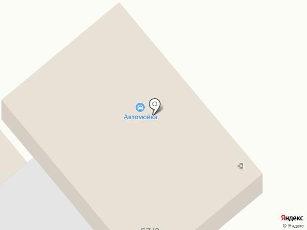 Диагностический центр автотранспорта на карте Ревды