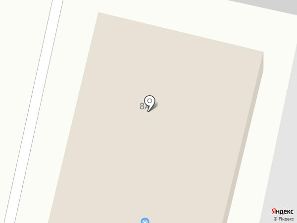 Баумастер на карте Ревды