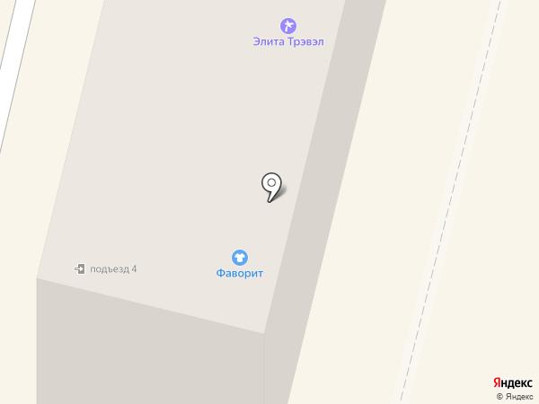 Первый, КПК на карте Ревды