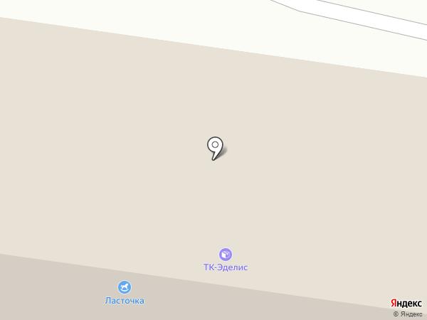 Спутник на карте Ревды